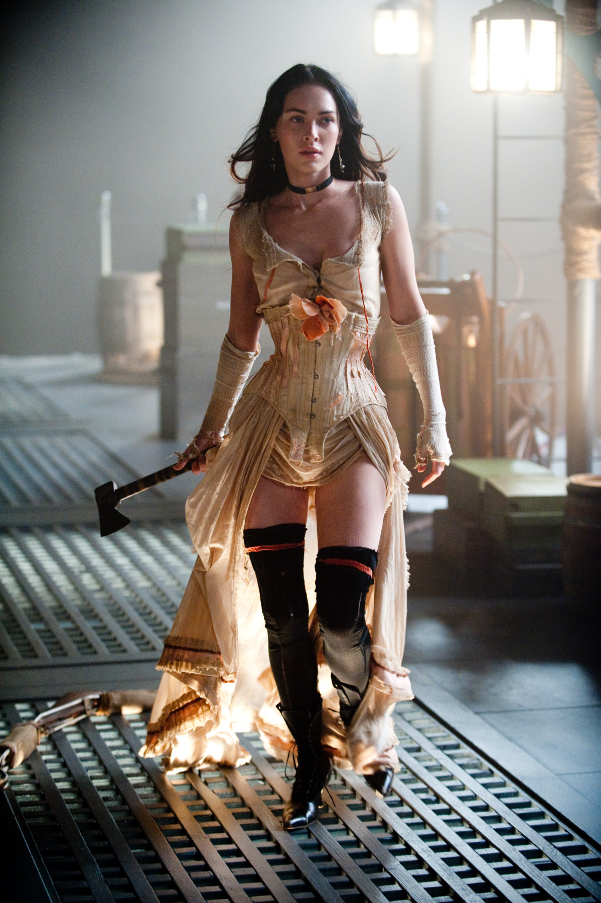 Megan Fox Jonah Hex Movie Image MICHAEL WILKINSON