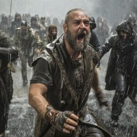 Russell Crowe as Noah
